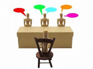 面接官の評価基準を統一すること